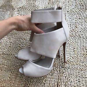 Aldo ecru heels ✨
